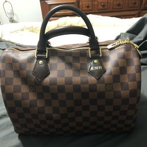 Louis Vuitton speedy b ebene